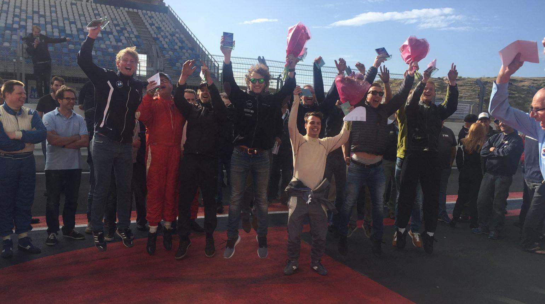 Podiumplaats Voor Delano Schriek In De Bmw E30 Cup 2017 Juni