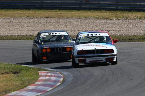 Delano Schriek In Gevecht Met Jonathan Kreuger Op Circuit Zandvoort