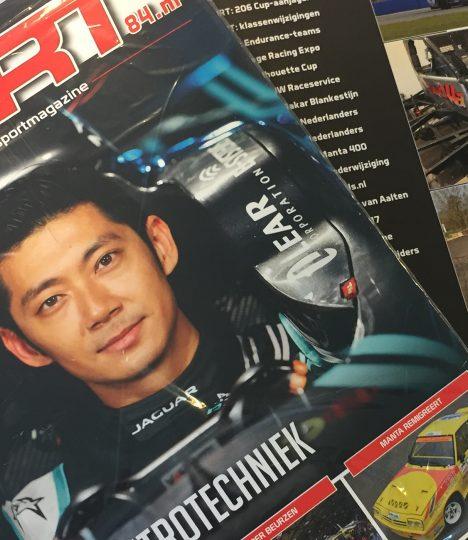 Cover Schriek Motorsport In Start Autosportmagazine