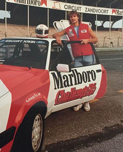 Marlboro Challenge 1985 Schriek Motorsport Ferry